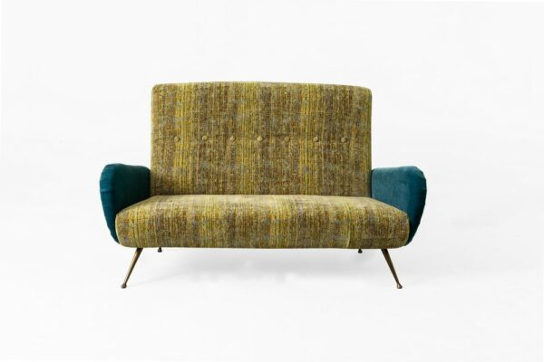 Turin 2 Seater Chair